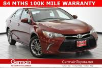 Certified Pre-Owned 2016 Toyota Camry SE FWD 4dr Car