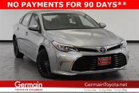 Certified Pre-Owned 2016 Toyota Avalon Touring FWD 4dr Car