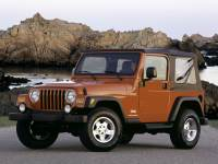 Pre-Owned 2005 Jeep Wrangler X 2D Sport Utility