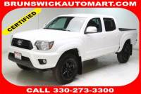 Certified Used 2015 Toyota Tacoma 4x4 V6 in Brunswick, OH, near Cleveland