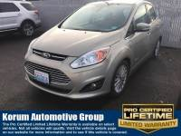 Used 2015 Ford C-Max Energi SEL Hatchback I4 Hybrid for Sale in Puyallup near Tacoma