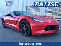 Used 2015 Chevrolet Corvette Z51 2LT for Sale in Hyannis, MA