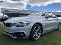 Pre-Owned 2018 BMW 4 Series 430i Rear Wheel Drive Compact