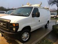 2014 Ford E-150 Commercial Cargo Van RWD