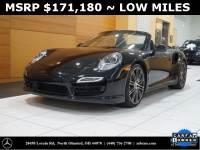 Pre-Owned 2015 Porsche 911 Turbo S AWD