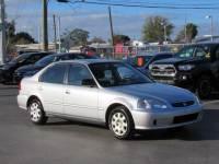 Pre-Owned 1999 Honda Civic 4dr Sdn VP Auto FWD