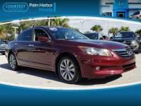 Pre-Owned 2012 Honda Accord 3.5 EX-L Sedan in Jacksonville FL