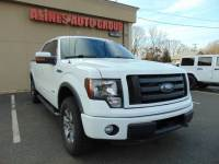 2012 Ford F-150 FX4