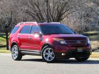 2013 Ford Explorer LIMITED NAVIGATION, BACK UP CAMERA, HEATED/COOLED SEATS, BLUETOOTH, PAN
