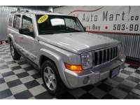 2010 Jeep Commander Sport *2 OWNER w/ ONLY 115K!* CALL/TEXT!