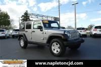 2018 Jeep Wrangler JK Unlimited Sport SUV In Orlando, FL Area