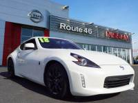 Certified Used 2018 Nissan 370Z Touring Coupe in Totowa