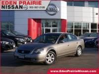 Pre-Owned 2006 Nissan Altima 2.5 S FWD 4dr Car