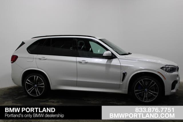 Photo Used 2016 BMW X5 M AWD 4dr Sport Utility in Portland