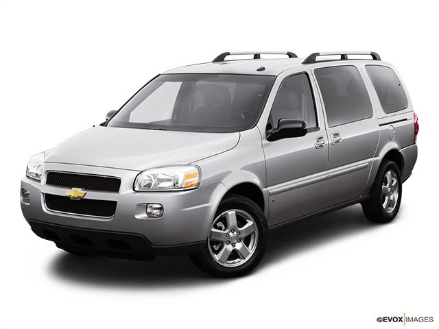 Photo 2008 Chevrolet Uplander Fleet