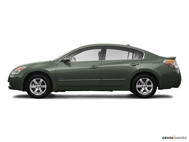 Photo Pre-Owned 2008 Nissan Altima Hybrid Base Sedan For Sale Corte Madera, CA
