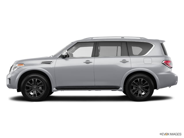 Photo Pre-Owned 2018 Nissan Armada Platinum SUV For Sale in Raleigh NC