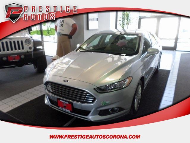 Photo 2014 Ford Fusion Energi SE