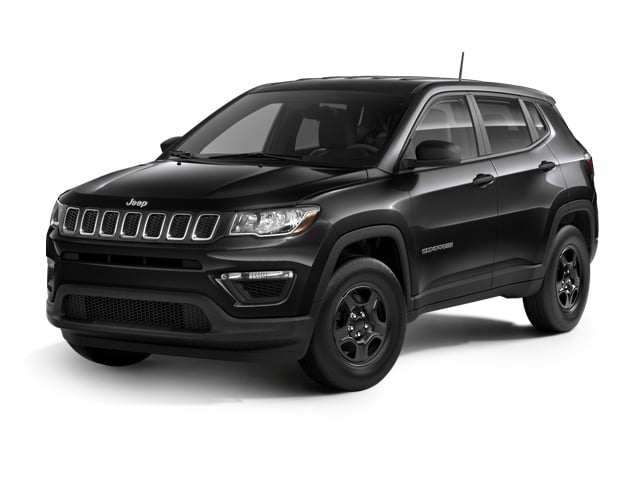 Photo Used 2017 Jeep Compass SPORT ALL NEW BODY STYLE 1 OWNER in Ardmore, OK