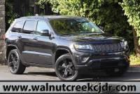 Certified Used 2015 Jeep Grand Cherokee Altitude Sport Utility 4D SUV in Walnut Creek