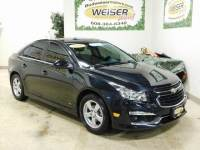 Certified Pre-Owned 2016 Chevrolet Cruze Limited Sedan 1LT (Automatic)