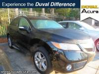 Used 2014 Acura RDX For Sale at Duval Acura   VIN: 5J8TB3H5XEL002547