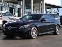 Certified Pre-Owned 2018 Mercedes-Benz C-Class AMG® C 63 S Coupe Rear Wheel Drive Coupe