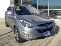 Used 2015 Hyundai Tucson Limited SUV