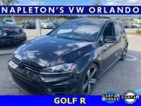 Used Volkswagen Golf R 4-Door in Orlando, Fl.