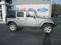 2013 Jeep Wrangler Unlimited Sahara SUV V6 24V VVT For Sale in Atlanta