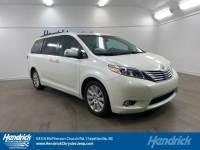 2016 Toyota Sienna Ltd Premium Minivan in Franklin, TN