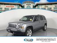 2014 Jeep Patriot Latitude FWD Latitude