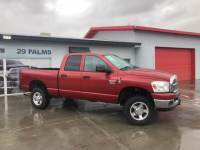 Used 2008 Dodge Ram 2500 Big Horn 4X4 Truck Quad Cab in Yucca Valley