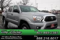 Certified Used 2015 Toyota Tacoma Truck for sale in Riverdale, UT