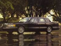 Used 1993 Lincoln Town Car For Sale Hickory, NC | Gastonia | 18255A