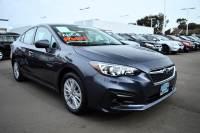 Used 2017 Subaru Impreza 2.0i Premium Carbide Gray near San Diego | VIN: 4S3GKAB62H3614381