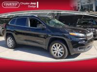 Certified 2016 Jeep Cherokee Limited 4WD Limited in Jacksonville FL
