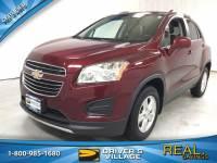 Used 2016 Chevrolet Trax For Sale at Burdick Nissan | VIN: 3GNCJPSB8GL139167