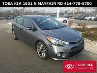 2016 Kia Forte SX Hatchback For Sale in Madison, WI