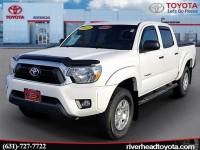 Used 2014 Toyota Tacoma Base Truck Double Cab 4x4 for Sale in Riverhead, NY