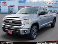 Used 2014 Toyota Tundra SR5 Truck Double Cab 4x4 for Sale in Riverhead, NY