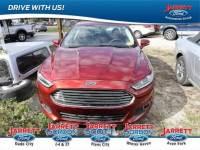 2014 Ford Fusion SE Sedan 4 cyls
