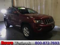 2015 Jeep Grand Cherokee Laredo Moonroof/Heated Seats And Steering Wheel! SUV V6