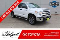 2016 Toyota Tundra SR5 Double Cab 5.7L FFV V8 6-Spd AT Natl Truck Double Cab in Nederland
