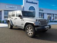 2015 Jeep Wrangler Unlimited Sahara 4x4 Altitude SUV in Norfolk