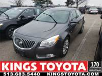 Used 2011 Buick Regal CXL Sedan in Cincinnati, OH
