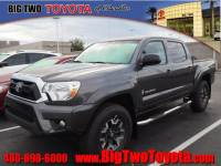 Certified Pre Owned 2015 Toyota Tacoma Prerunner V6 4x2 PreRunner V6 Double Cab 5.0 ft SB 5A for Sale in Chandler and Phoenix Metro Area