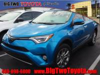 Certified Pre Owned 2016 Toyota RAV4 Hybrid Limited AWD Limited SUV for Sale in Chandler and Phoenix Metro Area