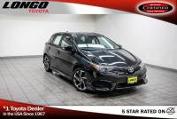 Certified Used 2017 Toyota Corolla iM CVT Automatic in El Monte