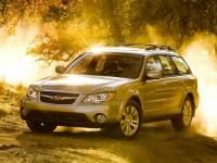 Pre-Owned 2008 Subaru Outback 2.5i Wagon for sale in Grand Rapids, MI